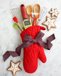 Baking mothers day gifts set