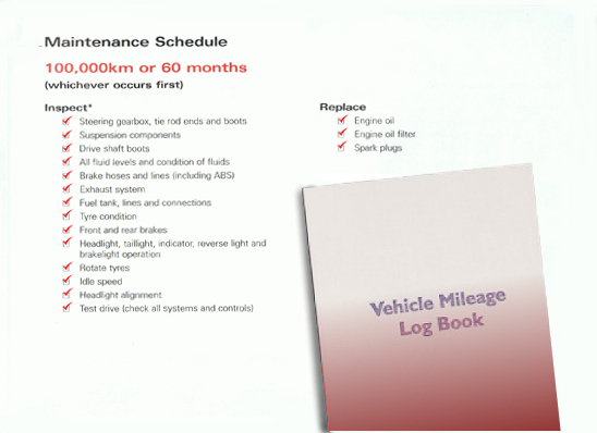 The Ideal Time For Log Book Service