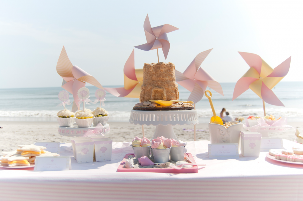The Ideal Beach Birthday Party