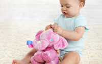 Plush-toy-baby-play