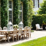 French Style Outdoor Furniture