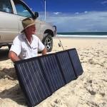 Folding Solar Panel