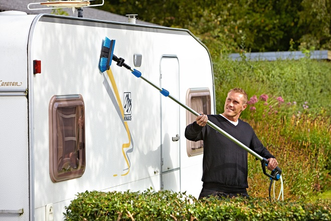 How To Keep Your Caravan in Ideal Shape While Not in Use