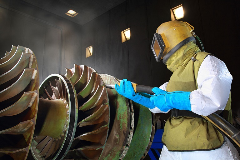 Sandblasting: The Ideal & Fastest Surface Cleaning and Preparation Method