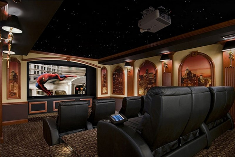 Enjoy the Ideal Cinematic Experience with the Right Home Theatre Seating